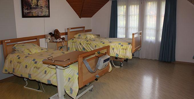 Chambres et Nombre de lits 1