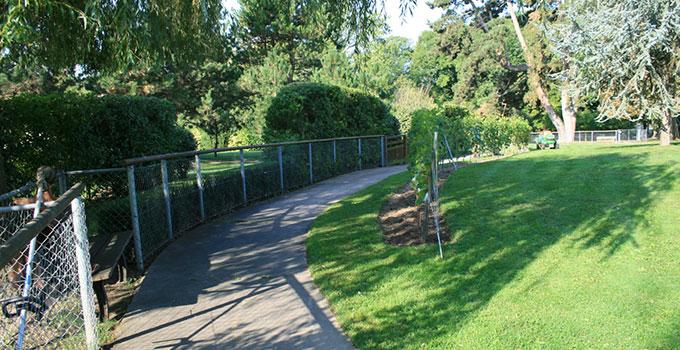 Le parc 3