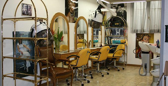 Salon de coiffure 1